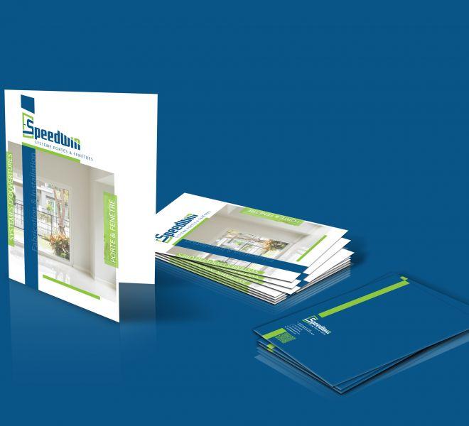 Simulation-Porte-Document speedwin
